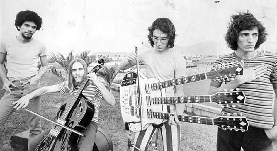 Resultado de imagem para O Terço é uma banda brasileira