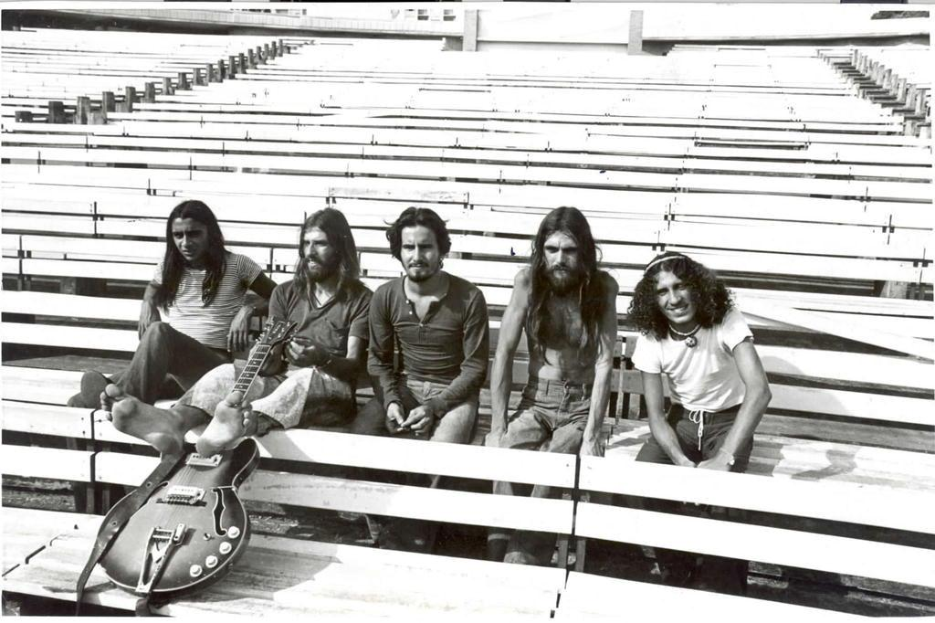 Resultado de imagem para Bixo da Seda foi uma banda